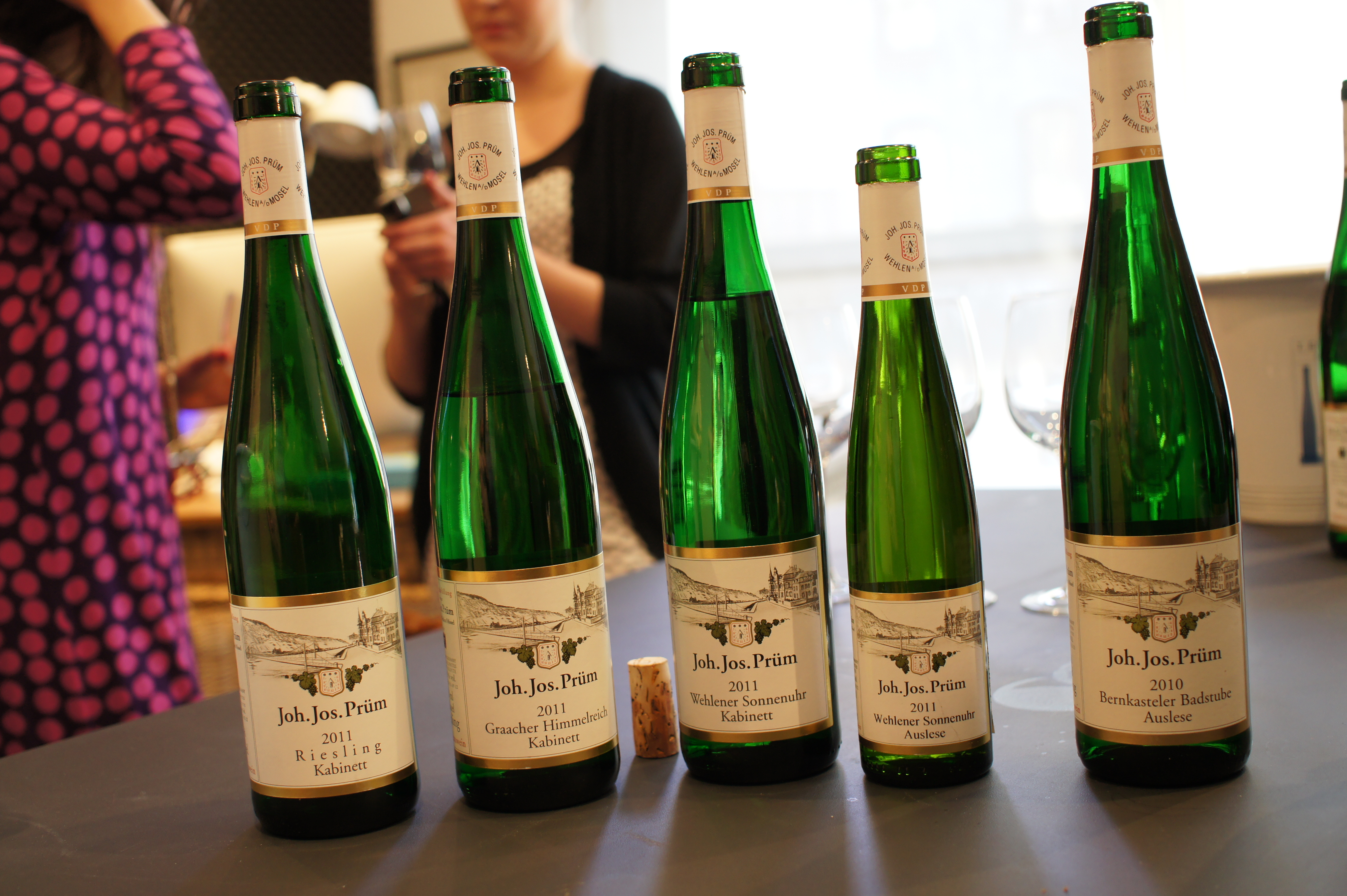 The Wines of J.J. Prüm, Part II