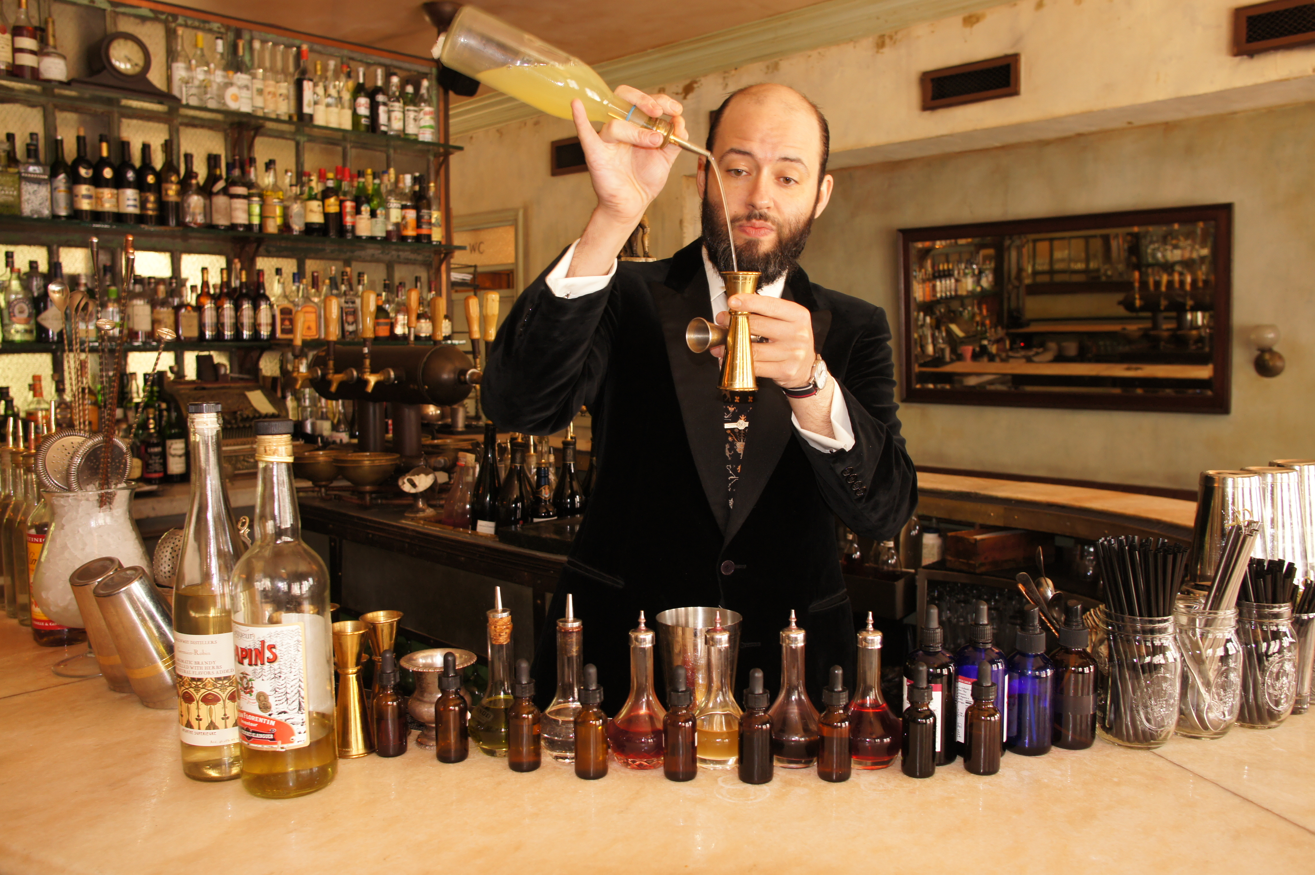 Absinthe & Hospitality with Will Elliott at Maison Premiere