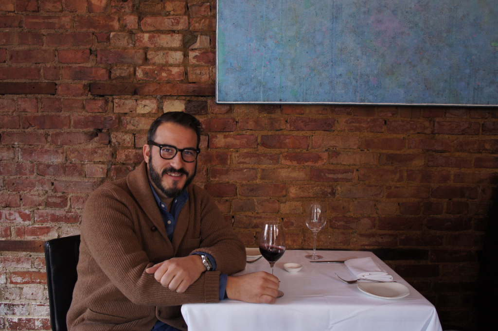 David Giuliano on Voice & Wine at The Clam