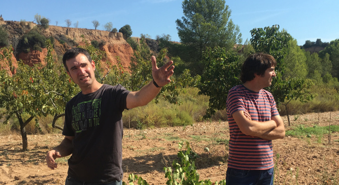 Farming Monsant with Joan d'Anguera