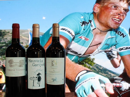 Stages 10-12, THE BAD BOYS: Jean-Luc Thunevin & A Flashback to Jan Ullrich