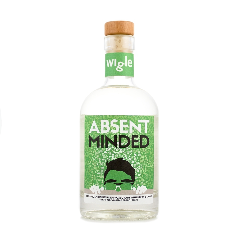Organic Absent Minded Absinthe - T Edward Wines
