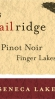 Red Tail Ridge Pinot Noir Finger Lakes 2015