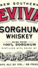 New Southern Revival Sorghum Whiskey
