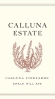 Calluna Estate Red Chalk Hill