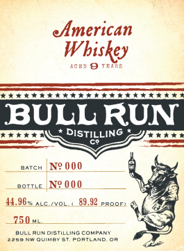 Bull Run American Whiskey