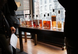 A TEW Tasting – New Rosé & Spring Selections