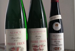 The Wines of Pierre Frick